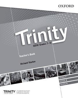 TRINITY GESE GRADES 7-9 / ISE II TEACHER'S PACK
