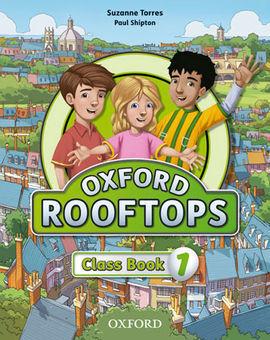 ROOFTOPS 1: CLASS BOOK