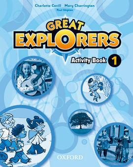 GREAT EXPLORERS 1: ACTIVITY BOOK