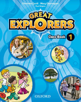 GREAT EXPLORERS 1: CLASS BOOK PACK
