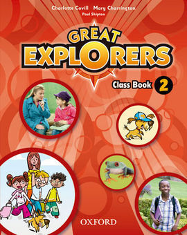 GREAT EXPLORERS 2: CLASS BOOK PACK