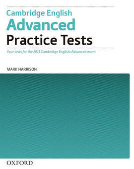 CAE PRACTICE TESTS PK W/O 3ED 2015