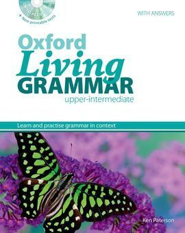 OXFORD LIVING GRAMMAR UPP-INT PACK