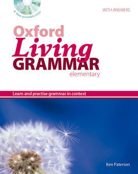 OXFORD LIVING GRAMMAR ELEMENTARY SB PACK REV