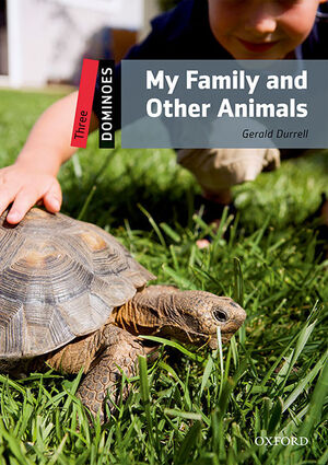 DOMINOES 3. MY FAMILY AND OTHER ANIMALS MP3 PACK