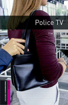 OXFORD BOOKWORMS STARTER. POLICE TV MP3 PACK