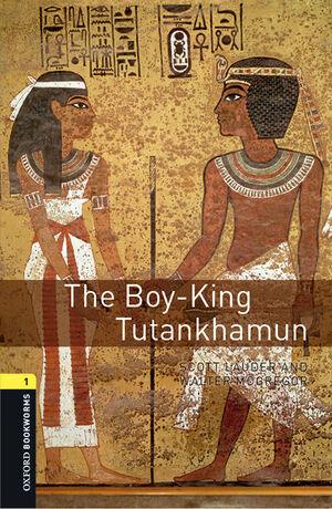 OXFORD BOOKWORMS 1. THE BOY KING TUTANKHAMUN MP3 PACK