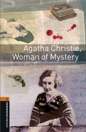 OXFORD BOOKWORMS 2. AGATHA CHRISTIE, WOMAN OF MYSTERY MP3 PACK