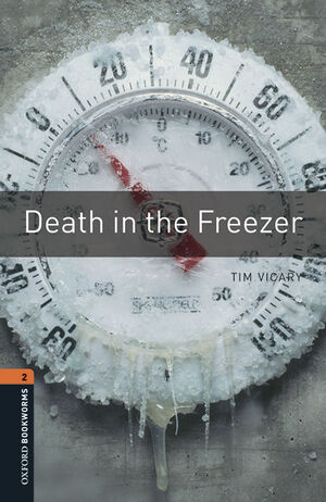 DEATH IN THE FREEZER (MP3 PK) BOOKWORMS-2