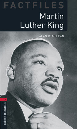 OXFORD BOOKWORMS FACTFILES 3. MARTIN LUTHER KING MP3 PACK