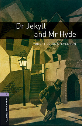 OXFORD BOOKWORMS 4. DR. JEKYLL AND MR HYDE MP3 PACK