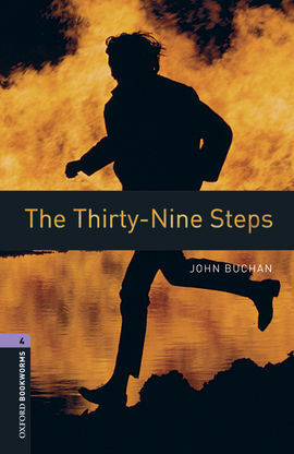 OXFORD BOOKWORMS 4. THIRTY NINE STEPS MP3 PACK