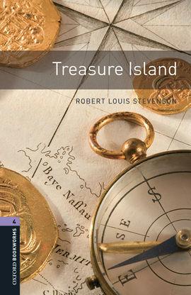 OXFORD BOOKWORMS 4. TREASURE ISLAND MP3 PACK