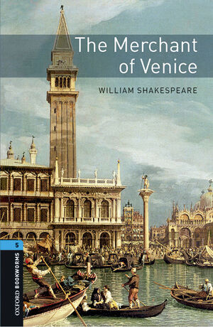OXFORD BOOKWORMS 5. MERCHANT OF VENICE MP3 PACK