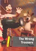 DOMIN 1 THE WRONG TROUSERS MP3 PACK