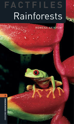 OXFORD BOOKWORMS 2. RAINFORESTS MP3 PACK