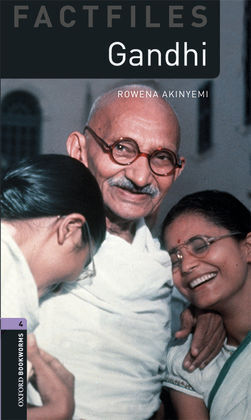 OXFORD BOOKWORMS 4. GANDHI MP3 PACK