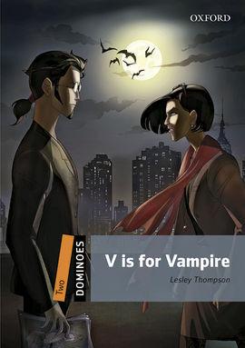 DOMINOES 2. V IS FOR VAMPIRE MP3 PACK