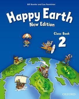 HAPPY EARTH 2 CB NEW 2010