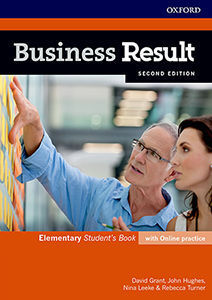 BUSINESS RESULT ELEMENTARY STUDENTS PRACTICE PACK 2ND EDITION