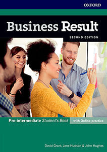BUSINESS RESULTS PRE INTERMEDIATE STUDENTS PRACTICE PACK 2ND ED