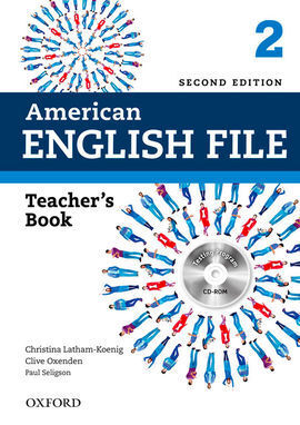 AMERICAN ENGLISH FILE 2 TB PACK 2ED