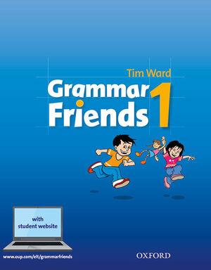 GRAMMAR AND FRIENDS 1ºPRIMARIA. ED. REVISADA