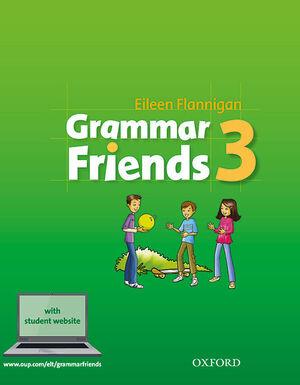 GRAMMAR AND FRIENDS 3ºPRIMARIA ED.REVISADA