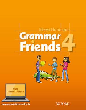 GRAMMAR AND FRIENDS 4ºPRIMARIA ED.REVISADA