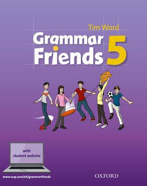 GRAMMAR AND FRIENDS 5ºPRIMARIA ED.REVISADA