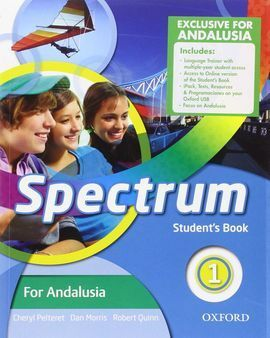 SPECTRUM 1ºESO STUDENT BOOK. ANDALUCÍA