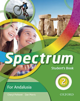 SPECTRUM 2ºESO STUDENT BOOK. ANDALUCÍA