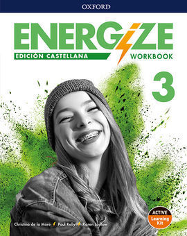 ENERGIZE 3. WORKBOOK PACK. SPANISH EDITION