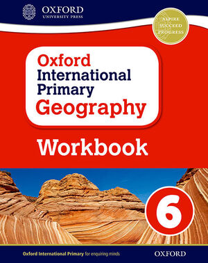 OXFORD INTERNATIONAL PRIMARY GEOGRAPHY WORBOOK 6