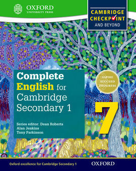 COMPLETE ENGLISH FOR CAMBRIDGE SECONDARY 1 SB 7