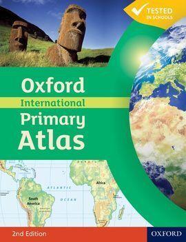 OXFORD INTERNATIONAL PRIMARY ATLAS 2ND EDITION