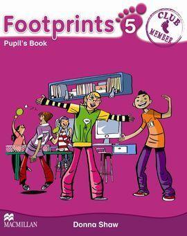 FOOTPRINTS 5 PUPIL'S BOOK