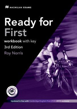 READY FOR FIRST CERTIFICATE WORKBOOK +KEY PK 3RD ED