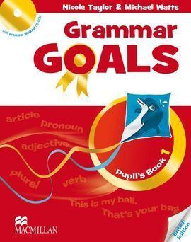 GRAMMAR GOALS 1 PB PK