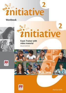 INITIATIVE 2ºESO WB PACK 15 INGLES