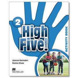 HIGH FIVE! ENG 2 ACTIVITY BOOK