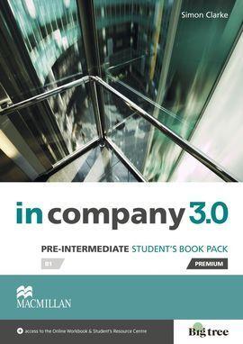 IN COMPANY 3.0 PRE-INT SB PK