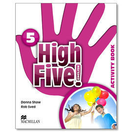 HIGH FIVE! ENG 5 ACT PACK