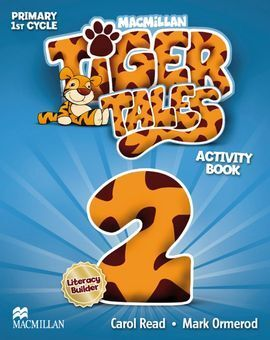 TIGER TALES 2 ACTIVITY BOOK 2014