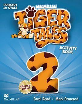 TIGER TALES 2 ACTIVITY BOOK 2014