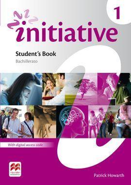 INITIATIVE 1 STUDENT´S BOOK PACK CAST