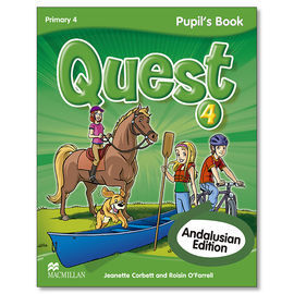 QUEST 4 PB ANDALUSIAN