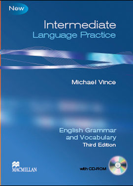 INTERMEDIATE LANGUAGE PRACTICE (NEW EDITION) WITH KEY & CD-ROM