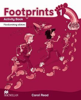 FOOTPRINTS 1 ACT - HANDWRITING EDITION