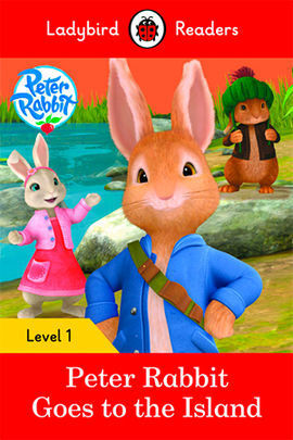 PETER RABBIT: GOES TO THE ISLAND LR1